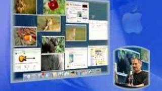 Mac OS X Panther - Expose