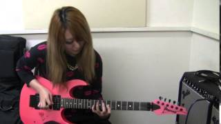 RIRIKA - Into The Arena(MSG)-COVER-