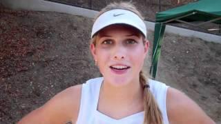 Santa Barbara High girls tennis team opens the 2011 season with a 12-6 win over Palos Verdes.