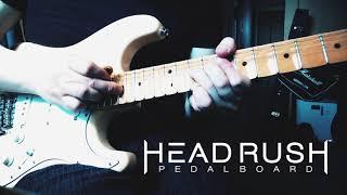 "HEADRUSH ""YJM1984"" RIG+DOD250(Gray)でIcarus Dream Suite Op.4 (Yngwie Malmsteen) を弾いてみた。"