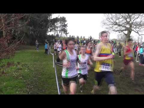 u15b UK Inter Counties Championships 12032015