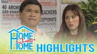 Home Sweetie Home: Julie pays Paeng's recruitment firm a surprise visit