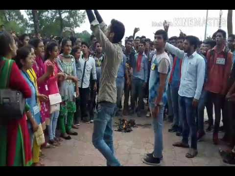 ABVP Party strike (part 2)