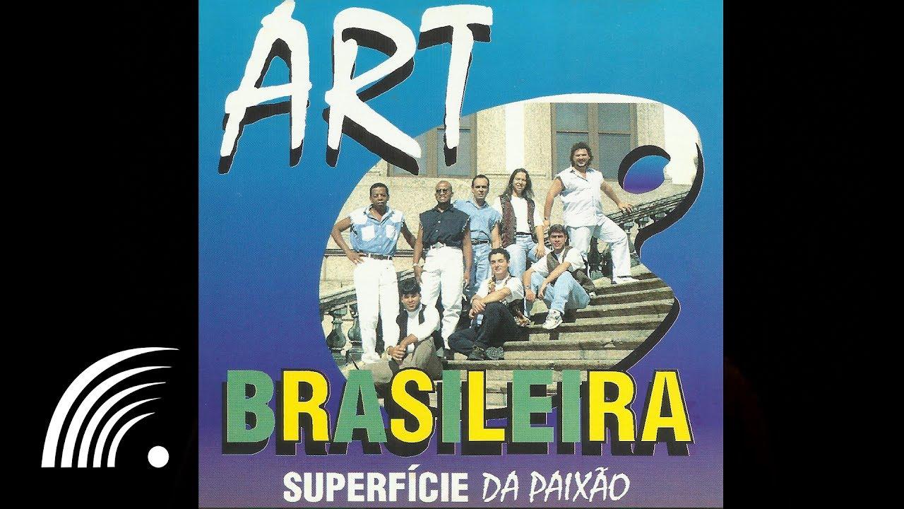 Art Brasileira - Dança do Prazer - Superfície da Paixão- Oficial