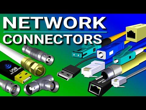 Network Connectors Explained