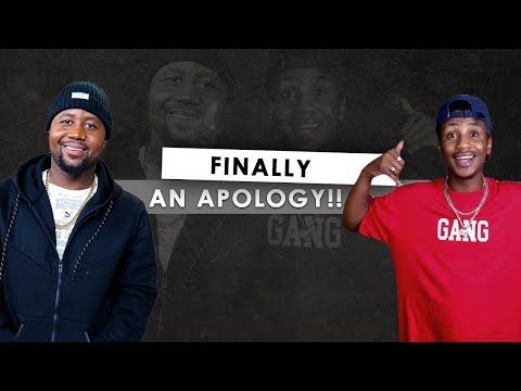 Cassper Nyovest Apologizes to Emtee for making fun of his Instagram incident. || Tusko_D Vlogs