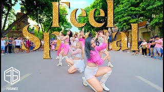 "[KPOP IN PUBLIC] TWICE (트와이스) ""Feel Special"" 