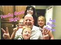 Funny Family Game Night - Left Right Center  👈 👨👩👦 👉