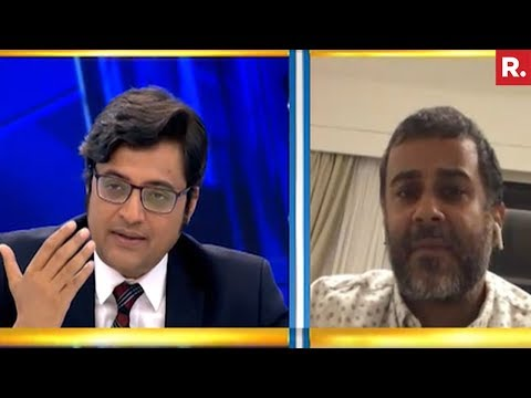 Chetan Bhagat Talks To Arnab Goswami On 'Ban On Firecrackers'