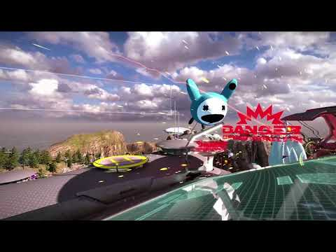 WipEout Omega Collection VR Trailer (Sony) - PSVR