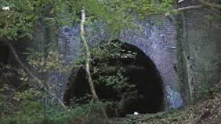 Mapperley Tunnel - Nottingham (music- And Then by Richard Snow)