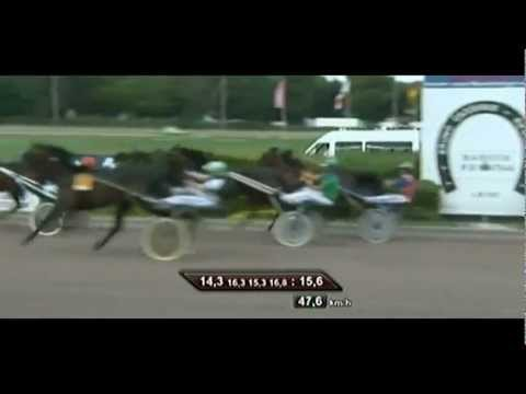 Internat. Derby-Meisterschaft der Amateure 2012_Offenbach Bigi 1:15,6_Alfred Winzig