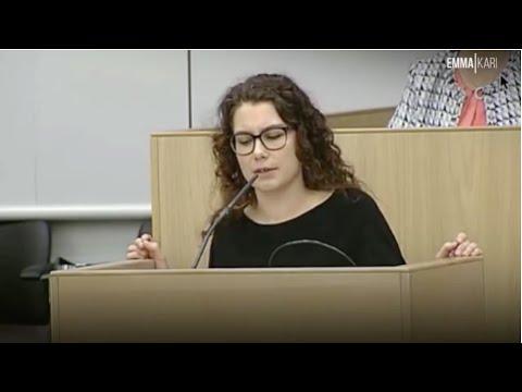 Välikysymys koulutusleikkauksista: Emma Karin ryhmäpuhe