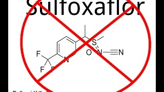 Sulfoxaflor Pulled, What About Other Neonicotinoids?
