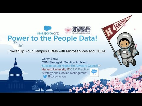 Power to the People Data!