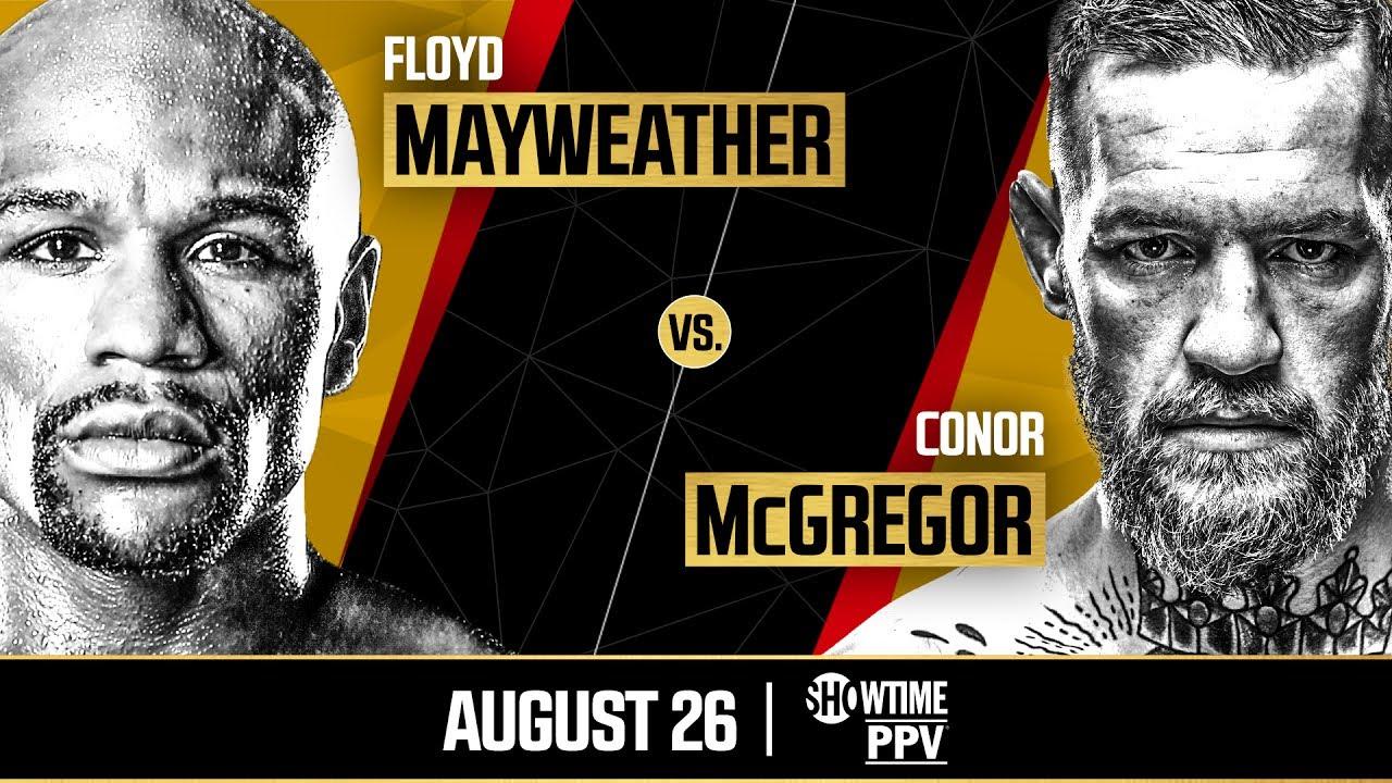 Mcgregor Vs Mayweather Online
