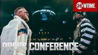 Mayweather vs. McGregor: New York Press Conference | Sat., Aug. 26 on SHOWTIME PPV thumbnail