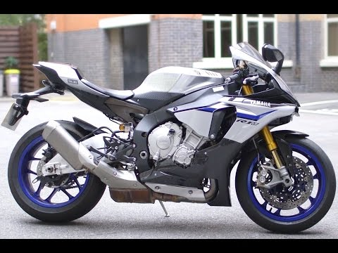 download Yamaha R1M review | Visordown Road & Track Test