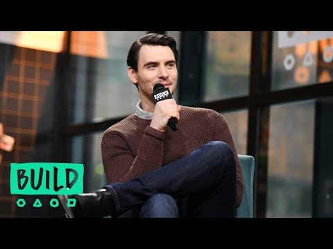 Harry Lloyd Talks Season 2 Of STARZs Counterpart