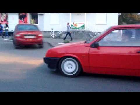 RACE CAR. ЛАДА 2108 ВАЗ OZ RACING