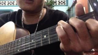 Bài Không Tên Số 5 - Vũ Thành An (guitar cover)