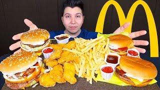 Download Video Massive McDonald's Feast • MUKBANG MP3 3GP MP4
