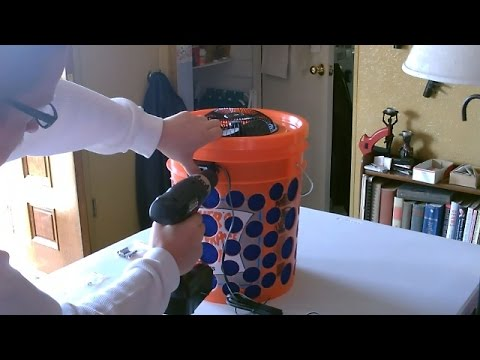 Diy Air Filter The Quot 5 Gallon Bucket Quot Air Filter