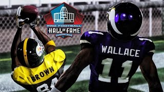 Madden NFL 16 HYPE! | Hall of Fame Cheese! | Vikings vs Steelers | The Pre Season Opener!