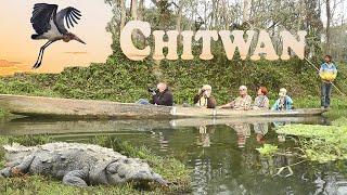 Nepal - Safari w Chitwan