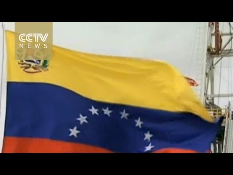 Venezuela government officials & opposition leaders hold talks