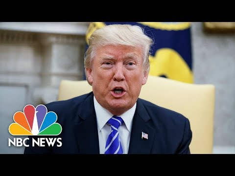 President Donald Trump Delivers Tax Reform Speech In North Dakota | NBC News