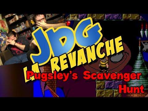 JDG la Revanche - La famille Addams - Pugsley's Scavenger Hunt