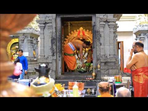 London Sivan Temple Welcomes Satguru Veylanswami Part 4 03-07-2016