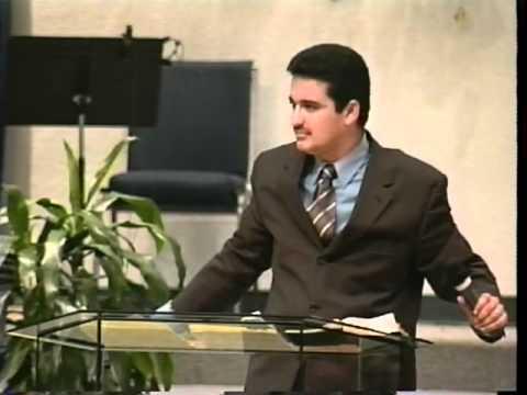 Pastor Tommy Moya- Salvaciòn por Gracia 2a pte.
