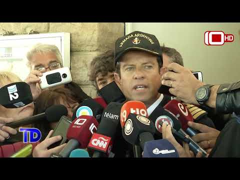 Sin novedades del ARA San Juan: Día siete de búsqueda