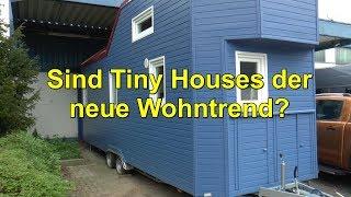 Sind Tiny Houses der neue Wohntrend?