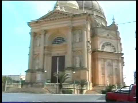 Malta : Iglesia San Juan Bautista-Xemmiex-