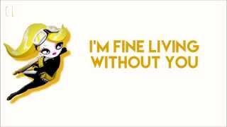 2NE1 - Hate You (Color Coded Lyrics: Hangul, Romaji, English)