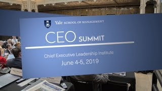 CEO Summit, Chief Executive Leadership Summit, June 4-5, 2019