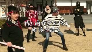 姫路忍者と伊賀砦忍者と通行人の熱い戦い.