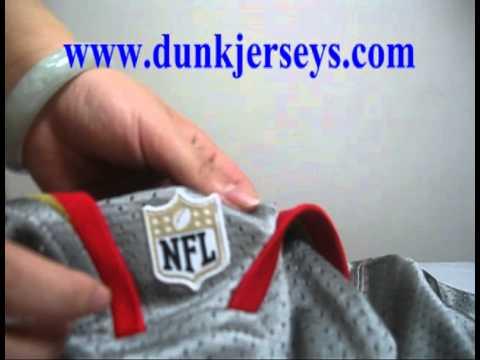 Cheap NFL Jerseys Sale - Nike NFL San Francisco 49ers #7 Colin Kaepernick Grey jerseys ...