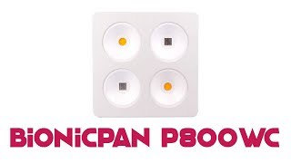 BionicPan P800WC - Lampe Horticole LED BionicLED