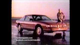 1988 Oldsmobile Cutlass Supreme Commercials