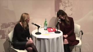 Carole Radziwill in conversation with Marianne Garvey