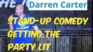 Comedian Darren Carter Stand-Up Comedy 2018 Sexy Ladies and Fitness Trackers