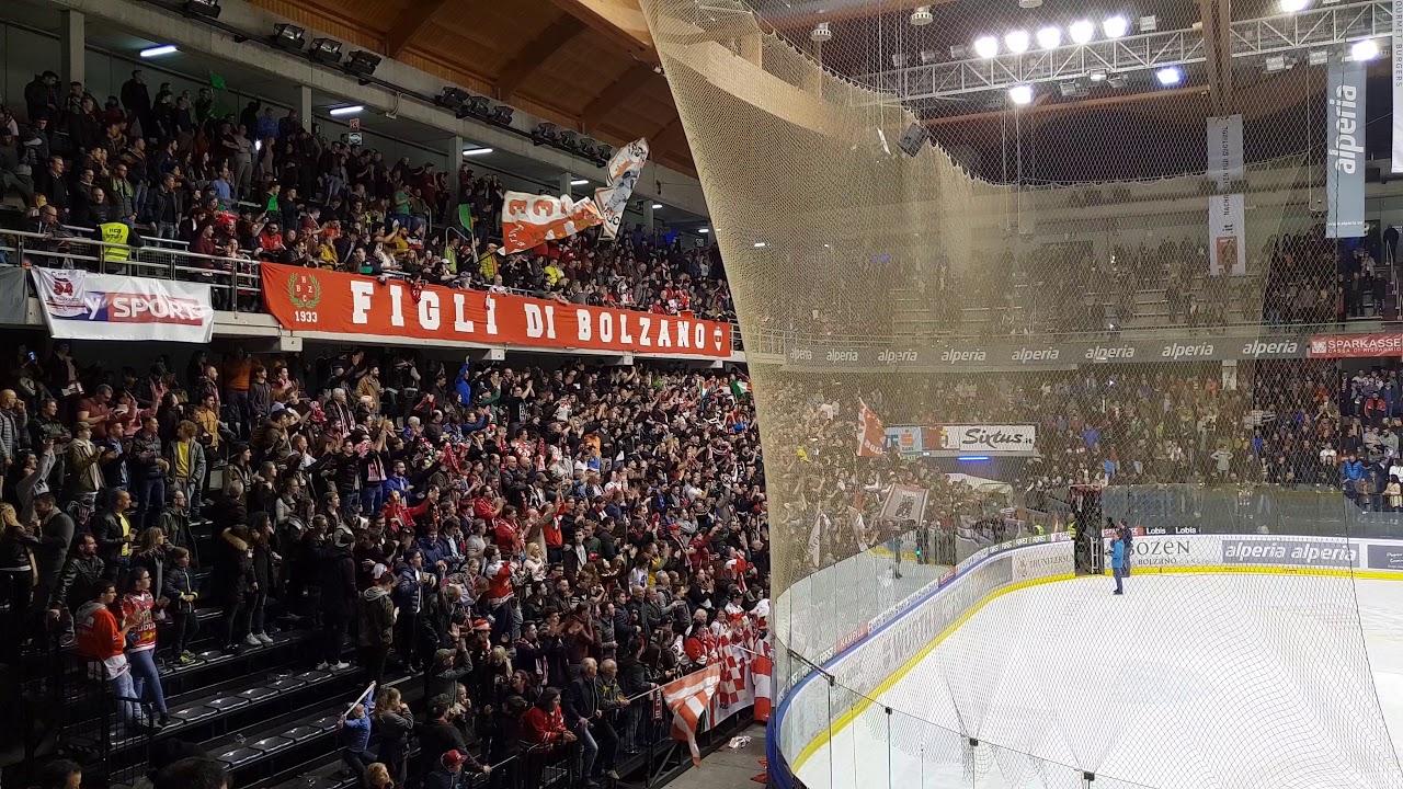 Ebel - Hockey Club Bolzano - Vienna Capitals 5-2 - Cori ...