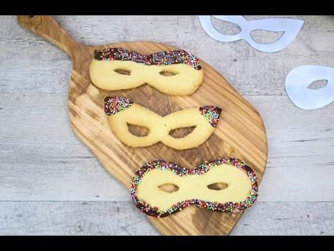 colori armoniosi il più votato reale limpido in vista Maschere di pasta frolla: il dolcetto goloso e colorato per Carnevale!