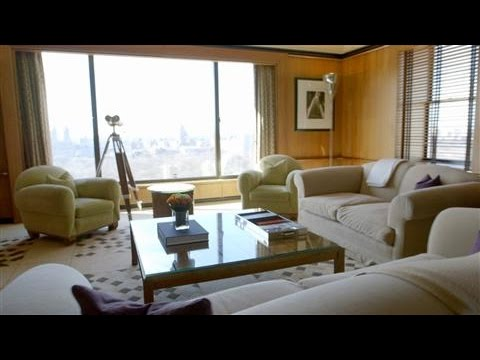 The Carlyle's New York-Themed Penthouse Suite