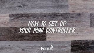 Feniex Flash // How to Set Up Your 4200 Mini Controller