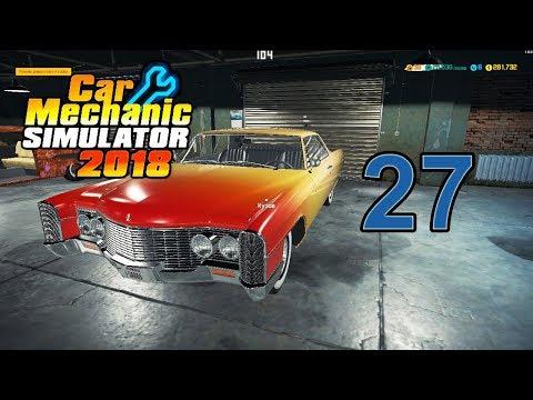 Car Mechanic Simulator 18 ● Серия 27 - Как восстановить полностью автомобиль? Часть 1из YouTube · Длительность: 41 мин26 с